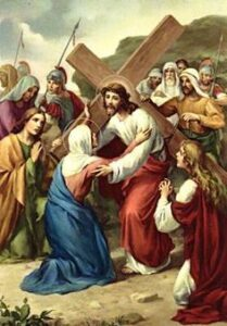 Individual Stations of the Cross and Private devotions @ In Church